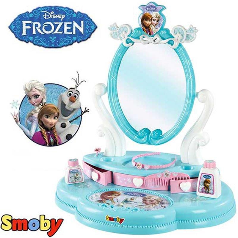 Туалетный столик Салон красоты Frozen Smoby 320201